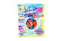 Vodní bomby +/-100ks se samotěsnícím úzávěrem a nástavcem na kohoutek