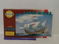 Model Santa Maria 1:270 12x15,2cm