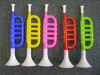 Trumpeta - mix variant či barev