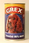 GREX konz. pes mas.směs 1280g