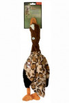 Hračka pes Kachna divoká pískací 46cm Skinneeez