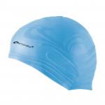 Spokey Shoal plavecká čepice silikonová modrá