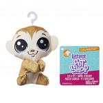 Littlest Pet Shop Plyšák s klipem - mix variant či barev
