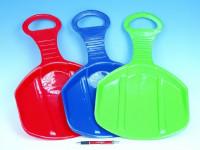 Kluzák plast 52x33cm - mix barev