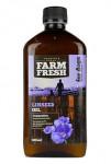 Lněný olej FARM FRESH - 500 ml