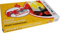 PE-PO podpalovač pevný - 40 podpalů (krabička)
