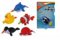 Plavací zvířátko, na natahování - mix variant či barev