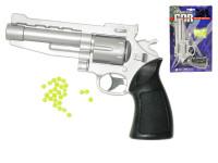 Pistole na kuličky plast 20cm + kuličky