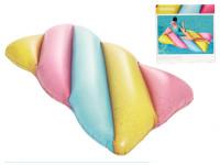 Lehátko nafukovací barevné 190x105 cm max.90 kg