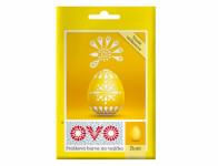 Barva na vajíčka OVO prášková žlutá