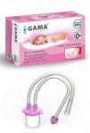 Odsávačka hlenů pro kojence růžová