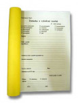 Tiskopis-Žádanka na vyšetření vzorků 100 listů