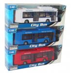 Mac Toys Městský autobus - mix variant či barev - VÝPRODEJ