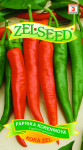 Seva Zelseed Paprika zeleninová sladká - Kora Zel kořeninová 0,7g