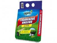 Hnojivo AGRO na trávník 3kg