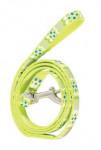 Vodítko kočka ETHNIC nylon zelené 1m Zolux