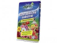 substrát zahradnický 10l AGRO