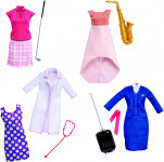 Mattel Barbie PROFESNÍ OBLEČENÍ - mix variant či barev - VÝPRODEJ