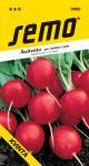 Semo Ředkvička červená - Kvinta na pole i k rychlení celoroční 5g