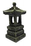 Dekorace do akvária - Pagoda Duvo+ 5 x 5 x 11 cm - VÝPRODEJ