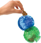 Hračka guma Lock-It plnící 2ks L Kong