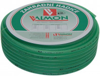 """Hadice zelená transparentní Valmon - 5/4"""", role 25 m - 1 rol"""