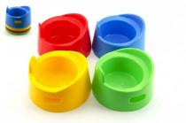 Nočník pro panenky plast průměr 13cm - mix variant či barev