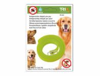 Obojek antiparazitní pro psy proti klíšťatům 50cm