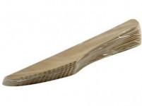 nůž dřevěný 16,5cm (10ks) jednorázový