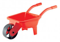 Zahradní kolečko plastové, zelené/červené - mix variant či barev