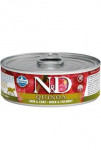N&D CAT QUINOA Duck & Coconut 80g