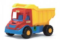 Auto multitruck sklápěč plast 38cm 12m+ Wader - mix barev