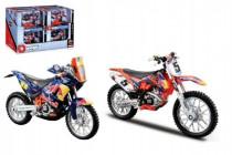 Motorka Bburago Red Bull plast 11cm - mix variant či barev - VÝPRODEJ