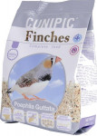 Cunipic Finches - Zebřička 650 g - VÝPRODEJ