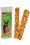 Müsli tyčinka pro koně DELIZIA mrkev-med,2x50g