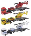 Teamsterz tahač + helikoptéra + auto