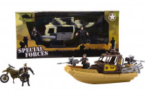 Vojenská sada Combat Force 45 cm - VÝPRODEJ