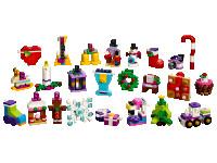 Lego Adventní kalendář Lego Friends