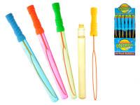 Bublifuk trubice 120 ml 37 cm - mix barev