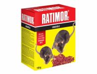Ratimor Bromadiolon - granule 150 g krabička