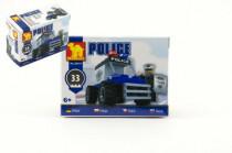 Stavebnice Dromader Policie Auto 23101