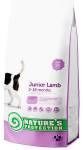 Nature's Protection Dog Dry Junior Lamb 2 kg - VÝPRODEJ