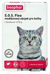 Beaphar obojek S.O.S. Flea pro kočky 35 cm
