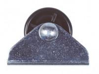 kolečko nábytkové pevné 24mm (10ks)