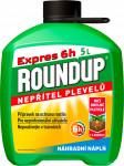 Roundup Expres 6h - 5 l náhradní náplň /Premix/