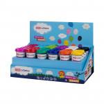 Modelína - VELKÝ KELÍMEK mix barev á 141g (48 ks v celém balení)