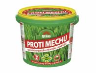 Přípravek proti mechu GRASS organicko minerální 10kg - VÝPRODEJ