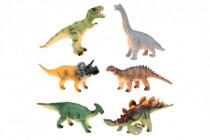 Dinosaurus plast 35cm - mix variant či barev - VÝPRODEJ