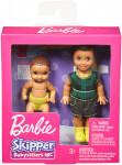 Barbie MALÍ SOUROZENCI - mix variant či barev - VÝPRODEJ