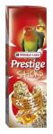 VL Prestige tyč stř. papoušek - oříšky a med 2 ks, 140 g